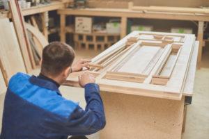 wood carpenter workman